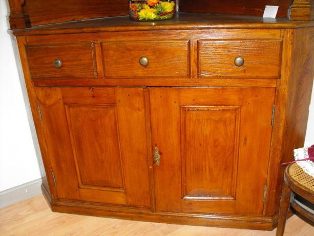 Frontale Base Credenza Angoliera '800